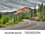 Silverton  Colorado   A...