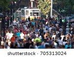sofia  bulgaria   19 august... | Shutterstock . vector #705313024