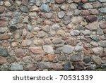 stonewall texture - stock photo