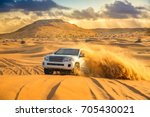 Offroad Desert Safari In The ...