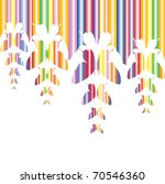abstract colourful background... | Shutterstock . vector #70546360