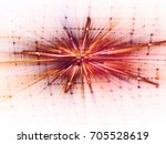 abstract background. fractal...   Shutterstock . vector #705528619