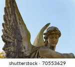 Monument To An Angel On A...