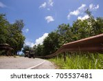 sky street | Shutterstock . vector #705537481