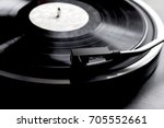 record and record player | Shutterstock . vector #705552661