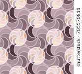 abstract color seamless pattern ... | Shutterstock . vector #705570811