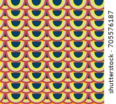 rainbow seamless pattern....