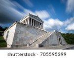 regensburg  germany   august 05 ...   Shutterstock . vector #705595399