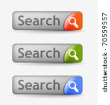 web search bars with includes... | Shutterstock .eps vector #70559557