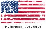 united states of america flag... | Shutterstock . vector #705630595