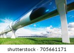 modern technologies in... | Shutterstock . vector #705661171