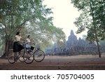 siem reap cambodia   28 apr... | Shutterstock . vector #705704005