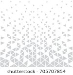 abstract seamless geometric... | Shutterstock .eps vector #705707854