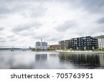 jonkoping  sweden   july 30  ... | Shutterstock . vector #705763951