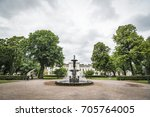 jonkoping  sweden   july 30  ... | Shutterstock . vector #705764005