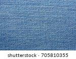 texture denim background | Shutterstock . vector #705810355