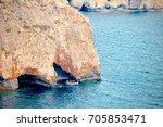Blue Grotto  Il Qrendi  Malta....