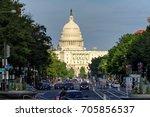washington  dc   june 18 ... | Shutterstock . vector #705856537