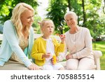 family  generation and people...   Shutterstock . vector #705885514
