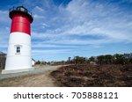 Nauset Beach Light House Is A...