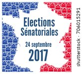 French Senate election 2017 in France
