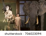 vienna  austria   23 august... | Shutterstock . vector #706023094