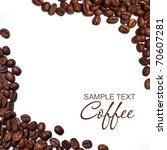 coffee | Shutterstock . vector #70607281