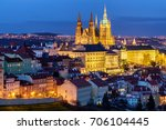 Prague Castle Complex With...