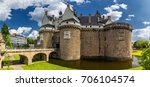 castle of the dukes of brittany ... | Shutterstock . vector #706104574