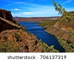 Billy Chinook   View In The...