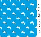 water tap pattern repeat...   Shutterstock .eps vector #706181119