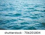 blue ocean | Shutterstock . vector #706201804