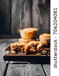 fresh traditional australian... | Shutterstock . vector #706204081