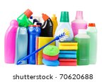 assortment of means for... | Shutterstock . vector #70620688