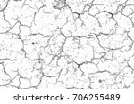 grunge background of black and... | Shutterstock . vector #706255489