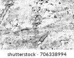 vintage texture black and white ... | Shutterstock . vector #706338994