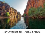 Katherine Gorge On An Early...