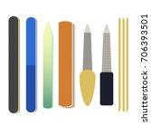 a collection set vector of... | Shutterstock .eps vector #706393501