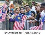 kuala lumpur  malaysia  31... | Shutterstock . vector #706483549