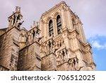 France Paris Notre Dame...