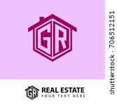 Initial Letter G  R  Gr House...