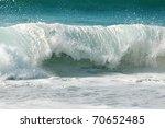 An Atlantic Wave Breaks...