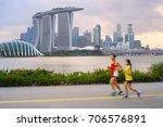 singapore   feb 16  2017 ...   Shutterstock . vector #706576891