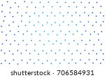 light blue vector abstract... | Shutterstock .eps vector #706584931