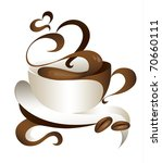 Coffee  Also Available Vector...