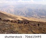 damavand mountain  iran  ... | Shutterstock . vector #706615495