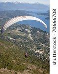 paragliding | Shutterstock . vector #70666708