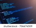 software development. software... | Shutterstock . vector #706676509