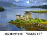 Eilean Donan Castle Of Scotlan...