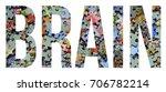 brain   | Shutterstock . vector #706782214